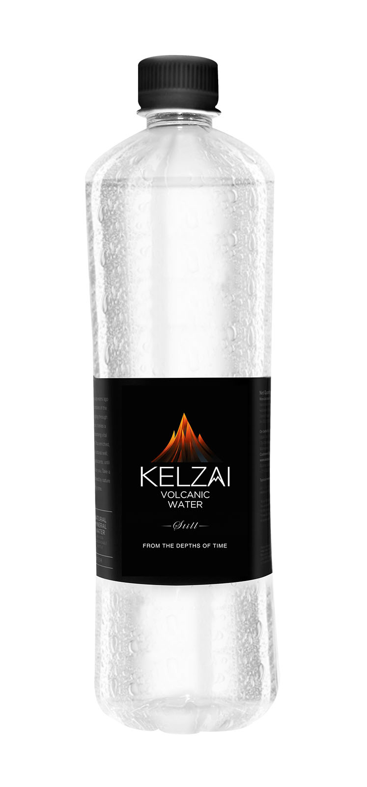 Kelzai Volcanic Water Finewaters