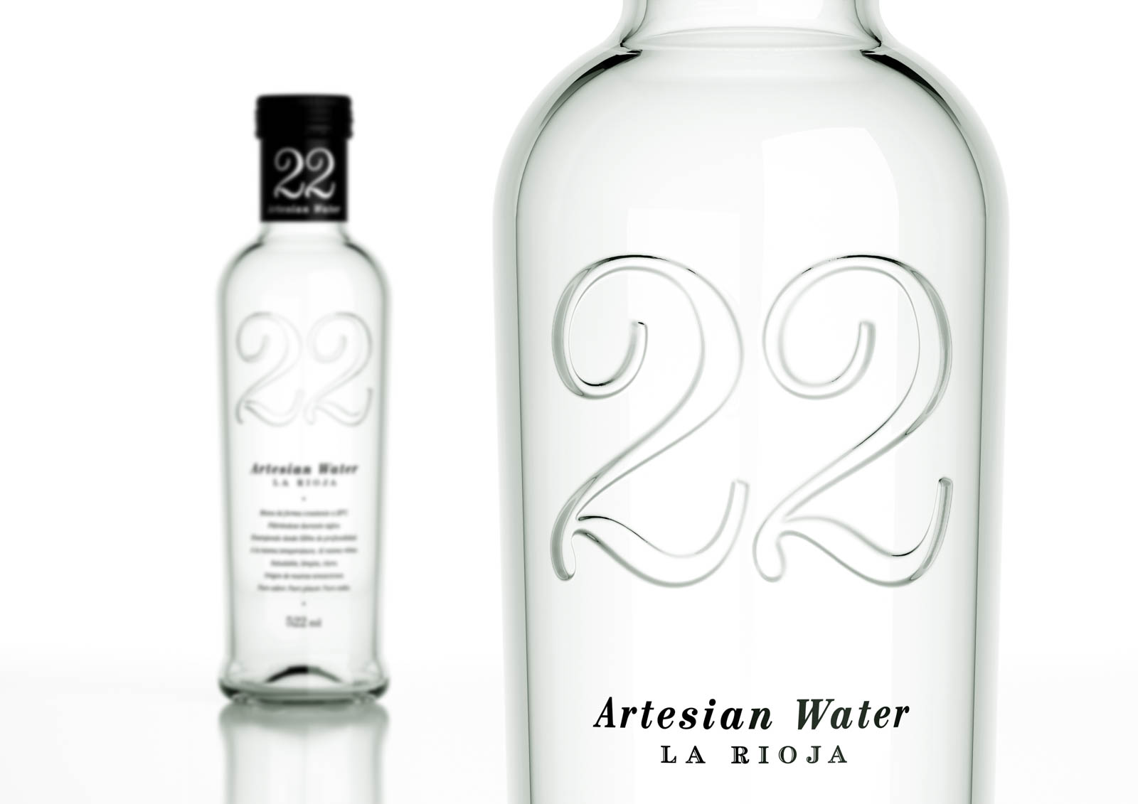 22 Artesian Water - FineWaters