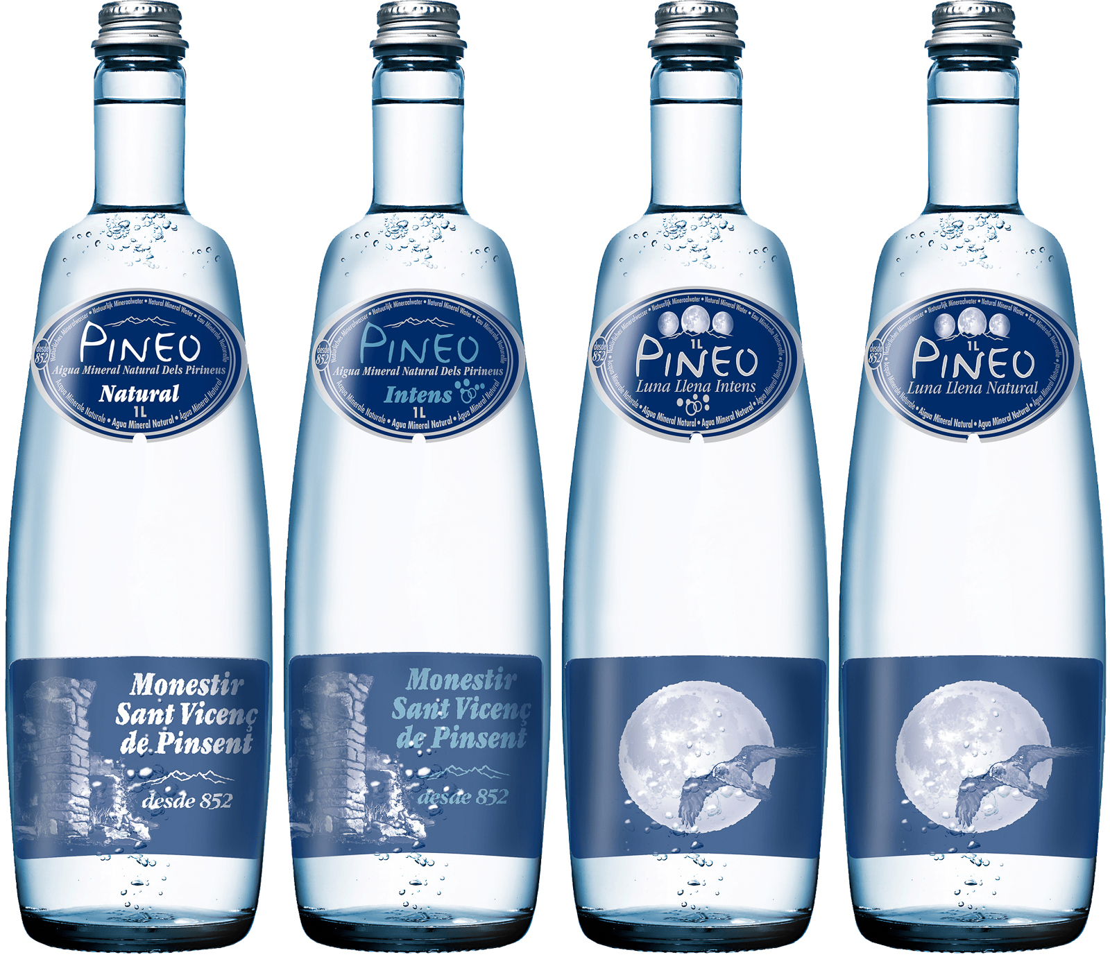 Water Bottle In Spanish: FineWaters